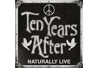 Ten Years After - NATURALLY LIVE  - (CD)