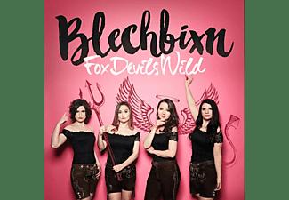 Blechbixn - FoxDevilsWild  - (CD)