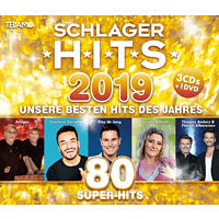 VARIOUS - Schlager Hits 2019 - [CD + DVD Video]