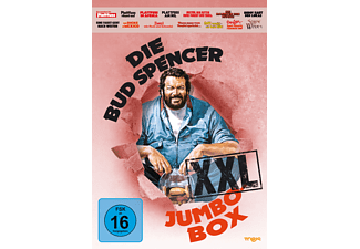 Die Bud Spencer Jumbo Box XXL DVD