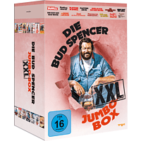 Die Bud Spencer Jumbo Box XXL [DVD]
