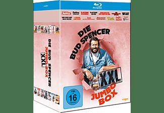 Die Bud Spencer Jumbo Box XXL Blu-ray