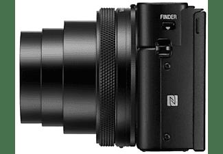 Cámara - Sony DSC-RX100M7, Sensor CMOS 20.1 MP, 24-200 mm f/2.8-4.5, Vídeo 4K, Negro