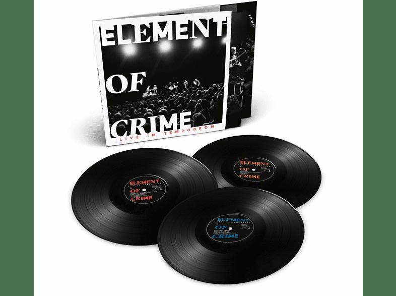 Element Of Crime - Live Im Tempodrom (3LP) [Vinyl]