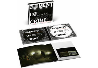 Element Of Crime - Live Im Tempodrom (Limited Deluxe Edition)  - (CD)