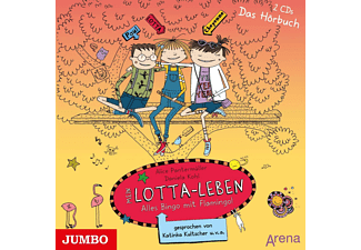 Mein Lotta-Leben: Alles Bingo mit Flamingo!  - (CD)