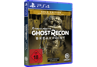 Tom Clancy's Ghost Recon: Breakpoint (Gold Edition) - [PlayStation 4]