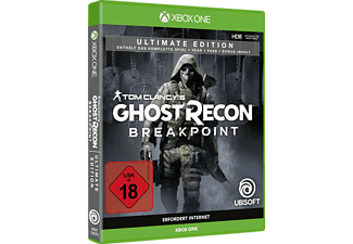 Tom Clancy's Ghost Recon: Breakpoint (Ultimate Edition) - [Xbox One]