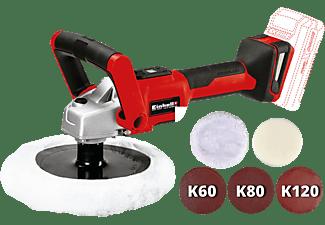 EINHELL CE-CP 18/180 Akku-Polier-/Schleifmaschine, Rot