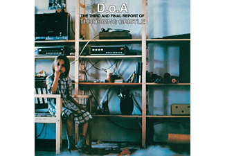 Throbbing Gristle - D.O.A.The Third And Final Report Of TG  - (CD)