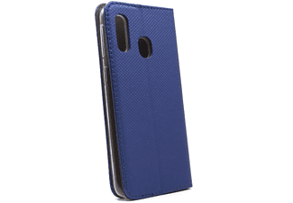 AGM 28643, Bookcover, Samsung, Galaxy A40, Marineblau