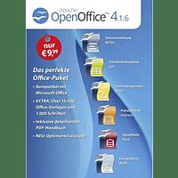 OpenOffice 4.1.6 - Standard Vollversion (1 Lizenz)