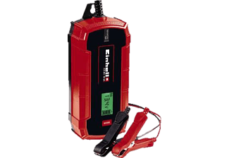 EINHELL CE-BC 10 M Batterie-Ladegerät, Rot