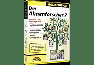 GE AHNENFORSCHER 7 GOLD EDITION - [PC]