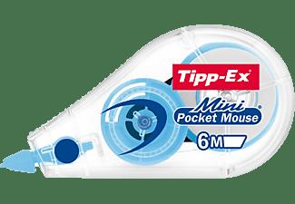 BIC TIPP-EX MINI POCKET MOUSE FASHION Korrekturroller, Mehrfarbig (Farbauswahl nicht möglich)