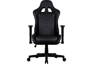 AEROCOOL AC220 AIR Gaming Stuhl, Schwarz