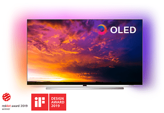"PHILIPS 55OLED854/12 55"" Android OLED-TV med 4K UHD med Ambilight"