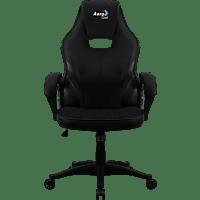 AEROCOOL Aero 2 Alpha Gaming Stuhl, Schwarz