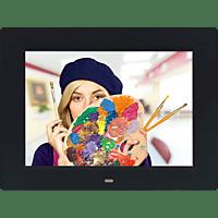 ROLLEI Pissarro DPF-960 Digitaler Bilderrahmen, 24,6 cm, 1.024 x 768 Pixel, Schwarz