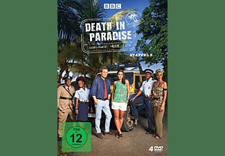 Death In Paradise-Staffel 8 DVD