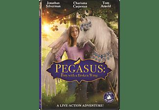 Pegasus - Das Pferd mit den magischen Flügeln DVD