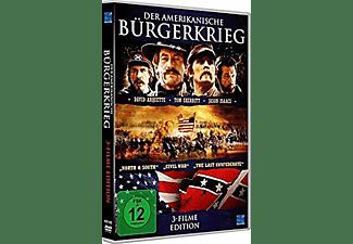 Der amerikanische Bürgerkrieg - 3 Filme Edition DVD