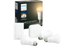 MediaMarkt-PHILIPS HUE Starterkit - warm tot koelwit licht - E27-aanbieding