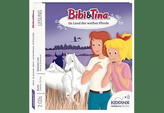 - Bibi & Tina - Im Land der weißen Pferde  - (CD)