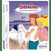 Bibi & Tina - Im Land der weißen Pferde  - (CD)