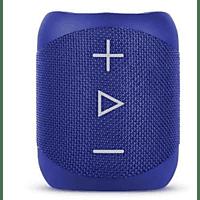 Altavoz inalámbrico - Sharp GX-BT180, 14 W, Bluetooth, Micro USB, Azul