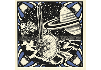 Bison Machine - (BLACK) SEAS OF TITAN  - (Vinyl)