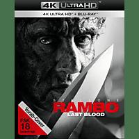 Rambo: Last Blood [4K Ultra HD Blu-ray + Blu-ray]