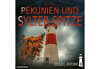 Insel-krimi - Insel-Krimi 09-Pekunien Und Sylter Spitze  - (CD)