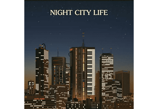 VARIOUS - Night City Life (Compiled by Ilan Pdahtzur)  - (CD)