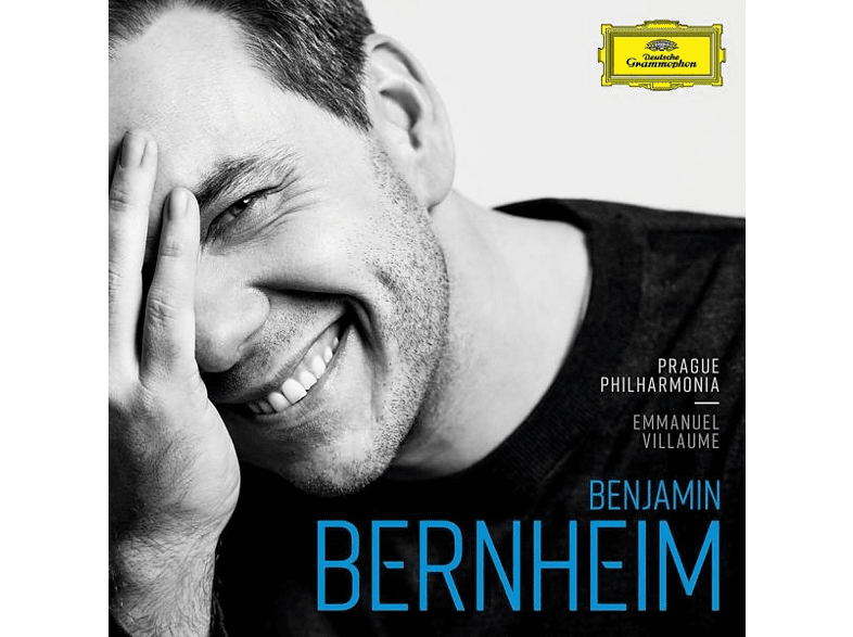Benjamin Bernheim - BENJAMIN BERNHEIM [CD]