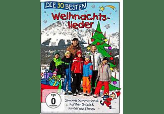Die 30 Besten Weihnachtslieder (DVD) DVD