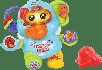 VTECH Badespaß Elefant Badespielzeug, Mehrfarbig