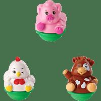 VTECH ZoomiZooz - 3er Set Bauernhoftiere Tierfigur, Mehrfarbig