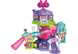 VTECH Tut Tut Baby Flitzer - Minnies Einkaufsabenteuer Spielzeugauto, Mehrfarbig
