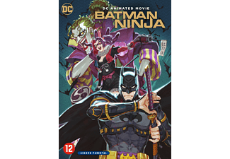 Batman Ninja DVD