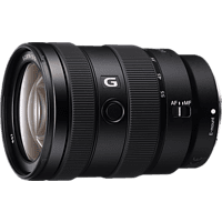 SONY SEL1655G 16 mm - 55 mm f/2.8 G-Lens, ED, AA (Advanced Aspherical), ASPH, FHB, Circulare Blende, DMR (Objektiv für Sony E-Mount, Schwarz)