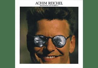 Achim Reichel - Melancholie und Sturmflut (+Bonus LP)  - (Vinyl)