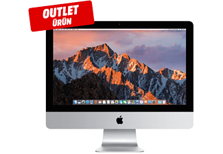 APPLE MMQA2TU/A 21.5 inç iMac 2.3 GHz dual-core Intel Core i5 AIO PC Outlet 1175339