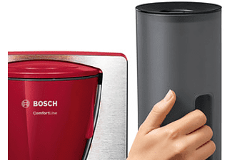 BOSCH TKA6A684 Kaffeemaschine Rot/Anthrazit