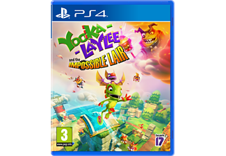 Yooka-Laylee And The Impossible Lair NL/FR PS4