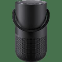 BOSE Portable Home Speaker Bose Portable Home Speaker, USB-C-Netzkabel App-steuerbar, Bluetooth, W-LAN Schnittstelle=k.A., Schwarz