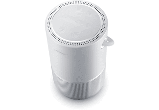 BOSE Portable Home Speaker Lautsprecher App-steuerbar, Bluetooth, Silber