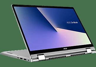ASUS Convertible ZenBook Flip 14 UM462DA-AI022T, R5-3500U, 256GB, 8GB, Light Grey (UM462DA-AI022T)