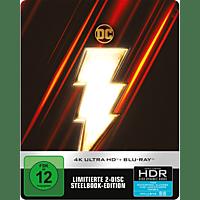 Shazam! (Steelbook) [4K Ultra HD Blu-ray + Blu-ray]
