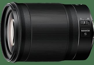 NIKON Z - 85 mm f./1.8 ED (Objektiv für Nikon Z-Mount, Schwarz)